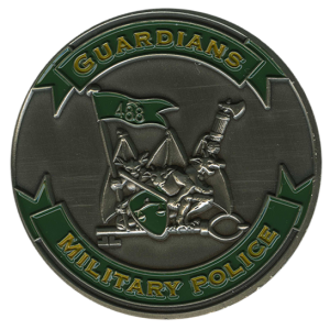 guardians military police challenge coins